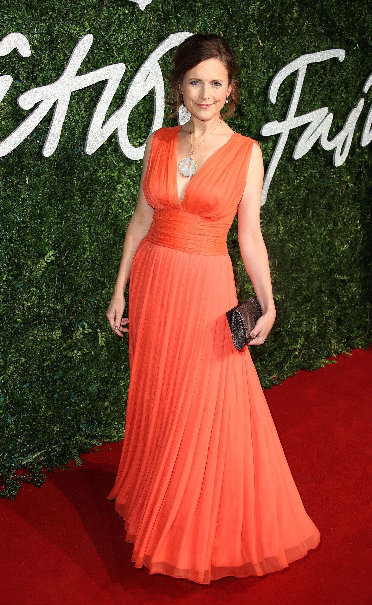 Katie Derham En Vogue Katie Derham British Fashion