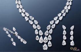 أطقم الماس ناعمة مجوهرات الماس ٢٠١٦ ٢٠١٧ Diamond Necklace Jewelry Diamond