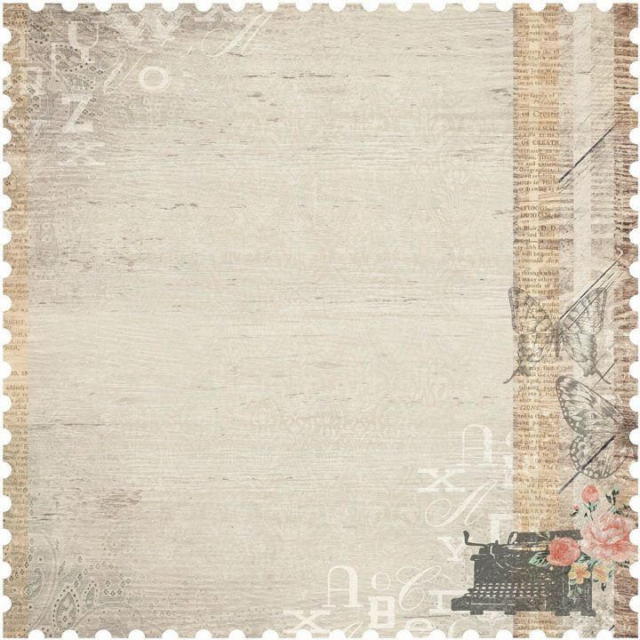 Rustic Harmony Vintage WallpapersCut