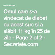 slabit diabet