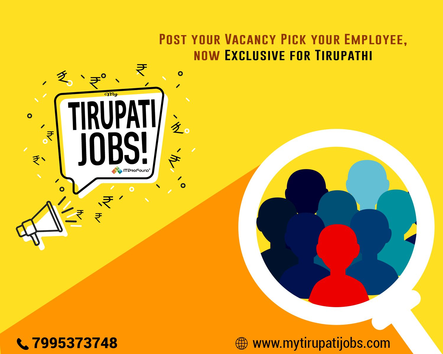 Need A Talent Pick Your Choice From Mytirupatijobs Com For The Employers Of Tirupati Tirupatijobs Tirupati Mytirupatijobs In 2020 With Images Tirupati Job Job S