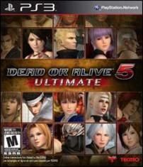Dead Or Alive 5 Ultimate for PS3