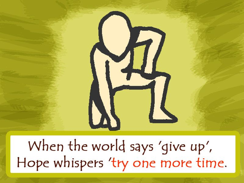#infertility #ivf #quotes:When The World Says 'give Up