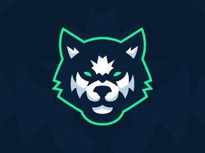 Husky Mascot Logo