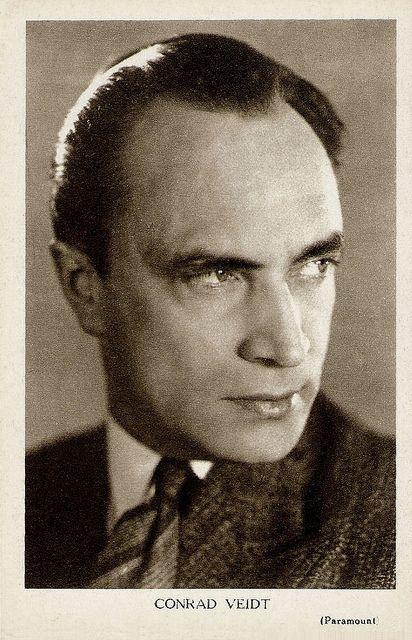 Conrad Veidt major strasser