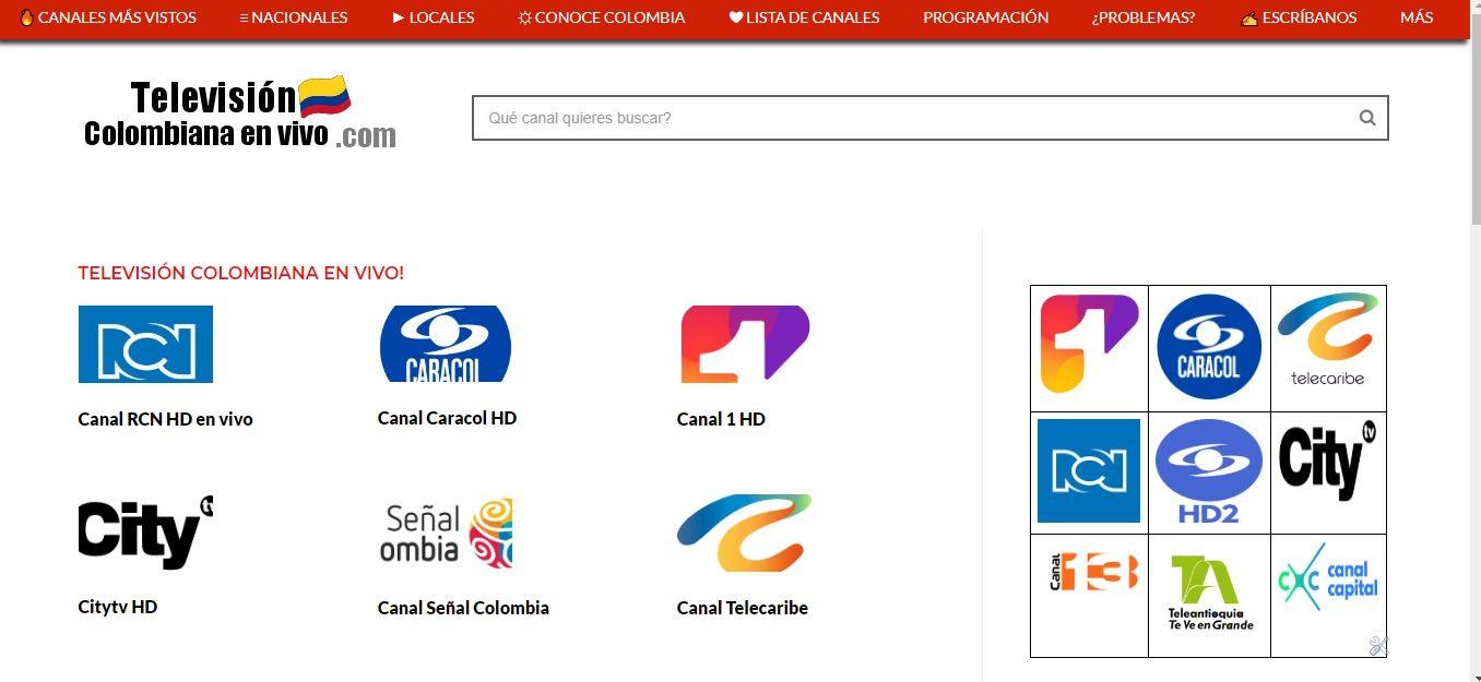 Television Colombiana en vivo✅, Caracol TV HD en vivo