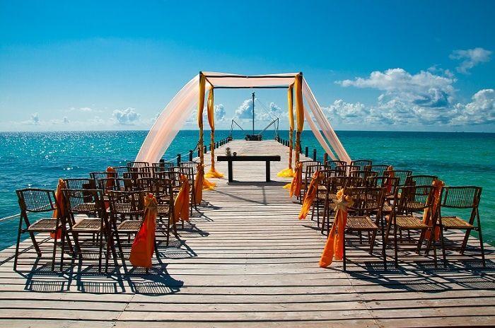 Wedding Venues With A View In Mexico Destinationwedding