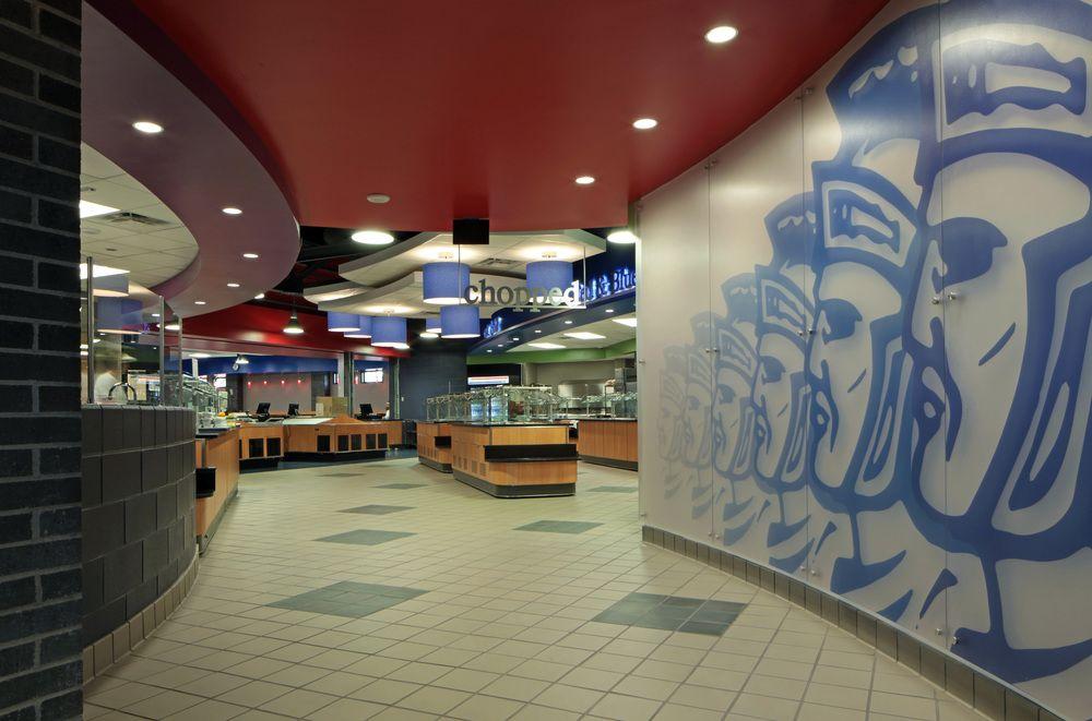 Washington High School Cafeteria Renovation Cedar Rapids