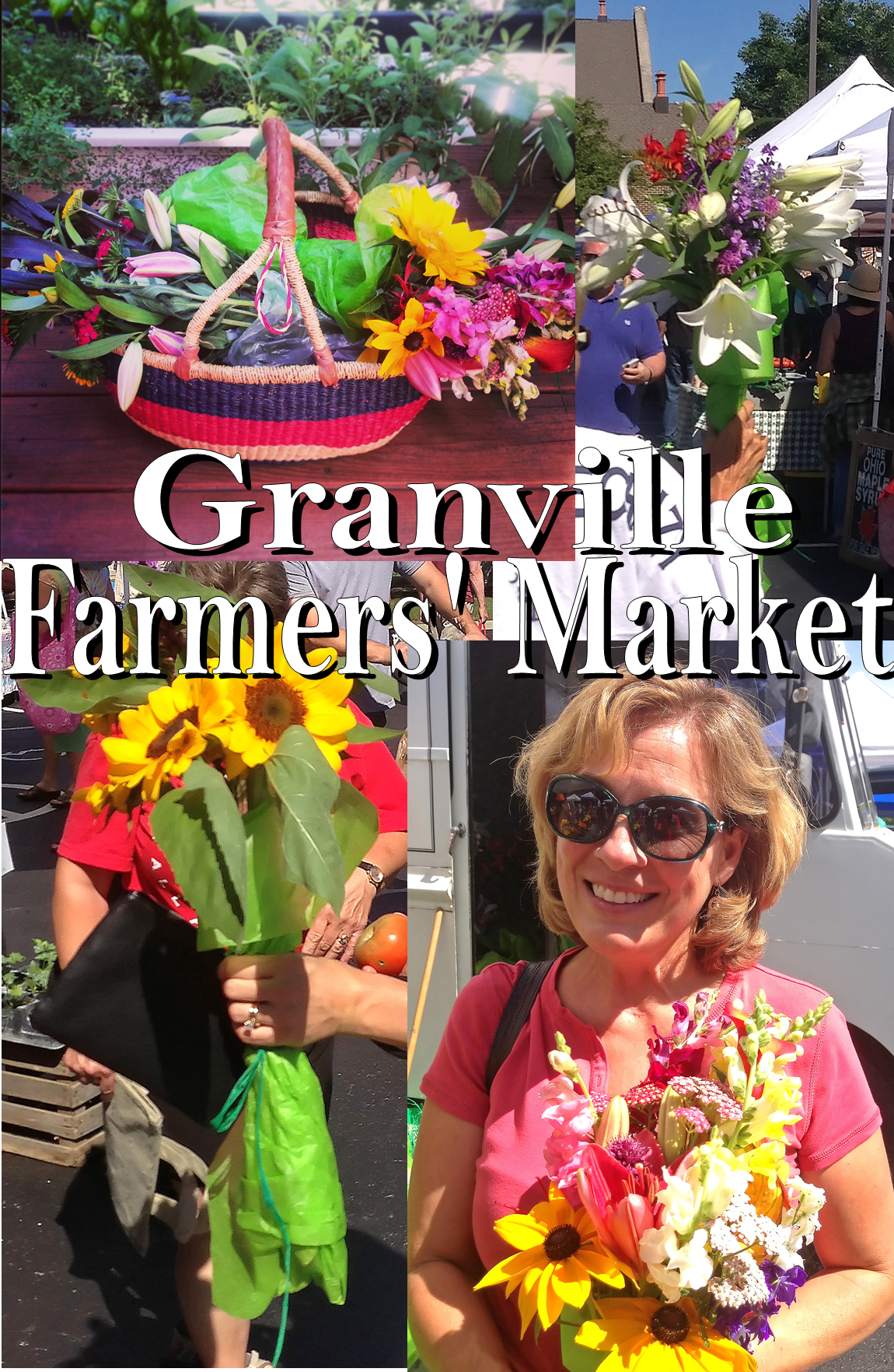 Managing Director Linda Twining visited the Granville