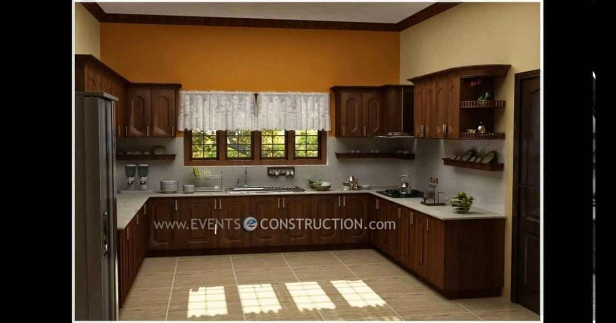 Best Open Kitchen Ideas Kerala In 2020 With Images Interior 400 x 300