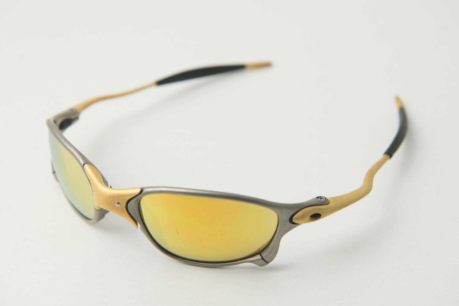 b0a0e8151 Oakley X-Metal XX 24K/24K Gold Iridium Sunglasses Rare -  BuyClothingShoes.com
