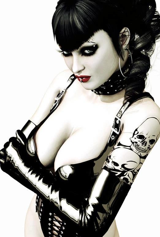 gothic sex bild