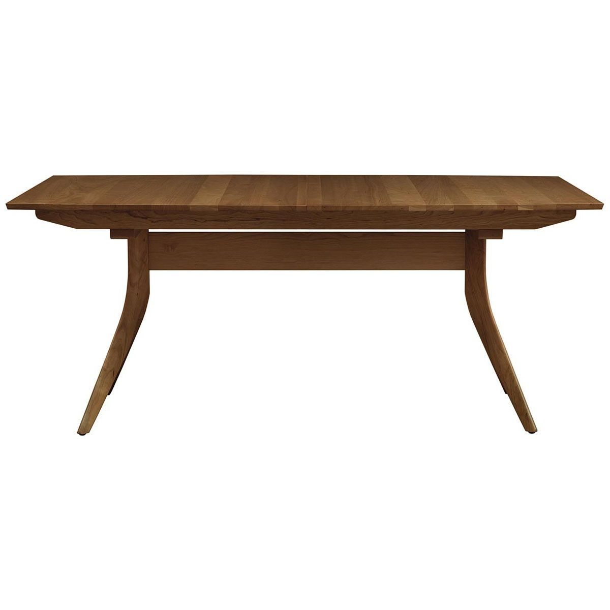 """Copeland Furniture Catalina 40"""""""" x 66"""""""" Trestle Extension Dining Tables 6-CAL-16-03"""