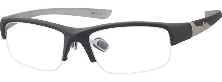 Gray Sport Glasses 744412