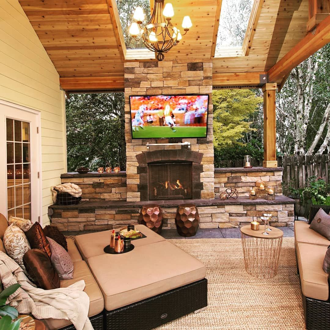 Pin On Outdoor Living Space Design