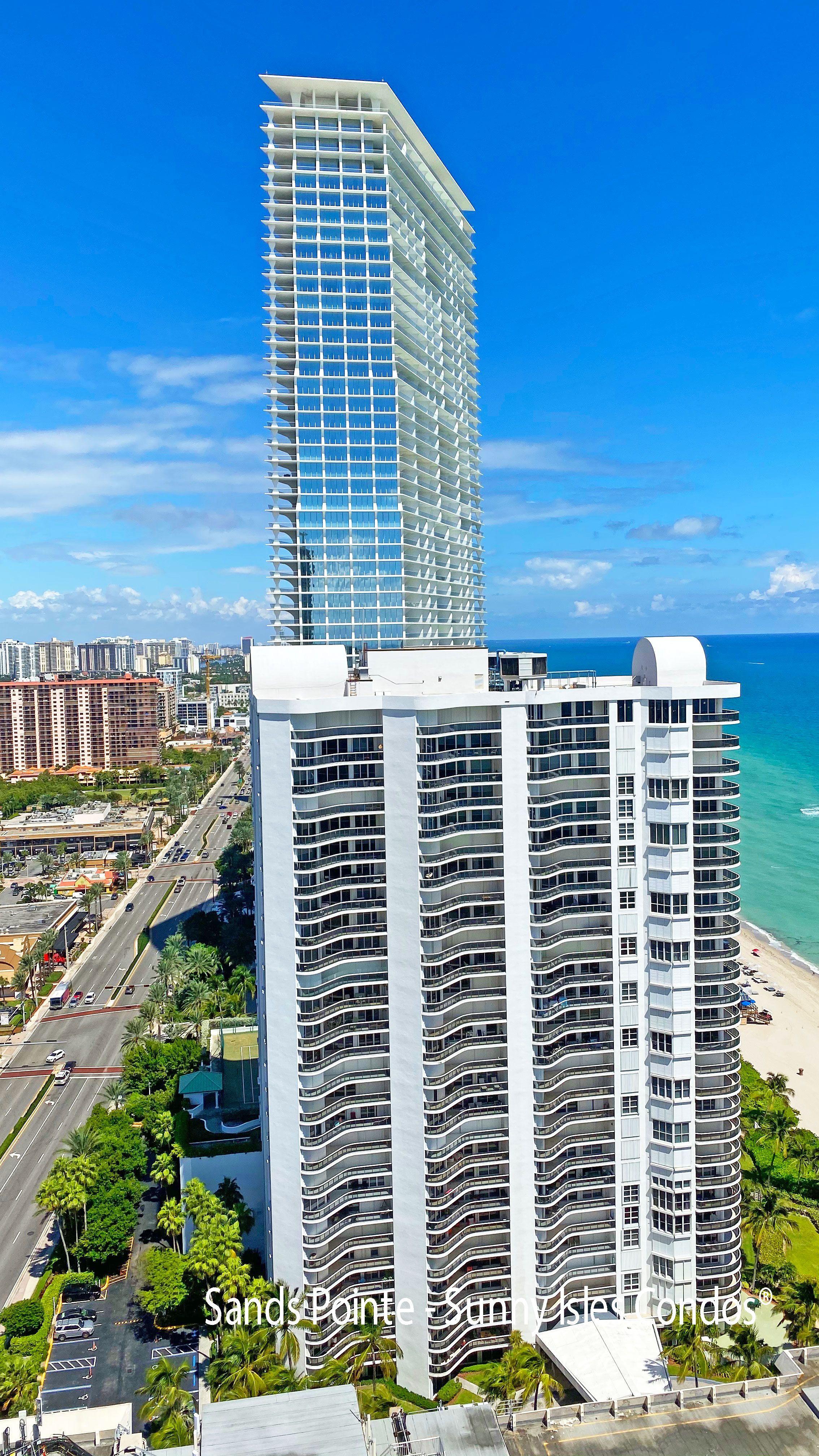 Sands Pointe Oceanfront Condos For Sale Sunny Isles Beach Miami Beach Buildings Sunny Isles