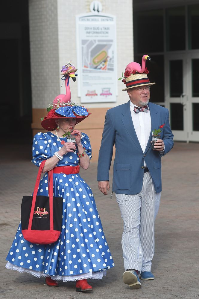 feb831835ad These Kentucky Derby Hats Are Totally Absurd And Undeniably Amazing (PHOTOS)