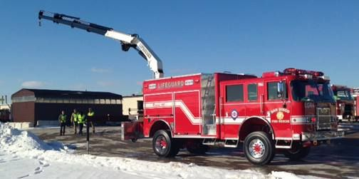 Pin by Walt Harwick on Pierce Fire Apparatus   Fire trucks