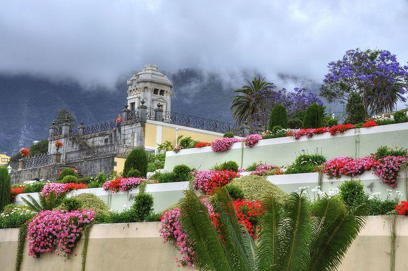 Gardens of L'Orotava