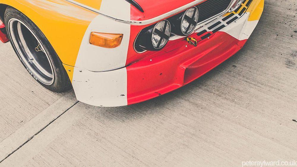 BMW 3.0CSL is a Speeding Art Exhibit - Petrolicious