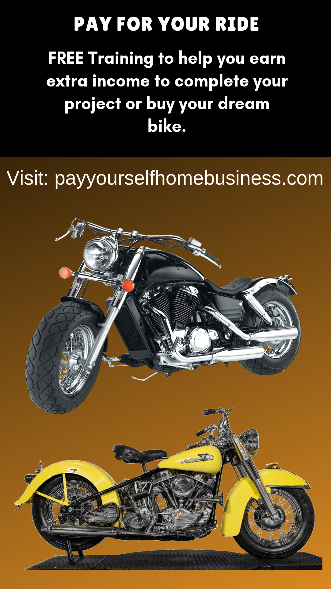 Buy Your Motorcycle >> Earn Income To Buy Your Motorcycle Side Car Free