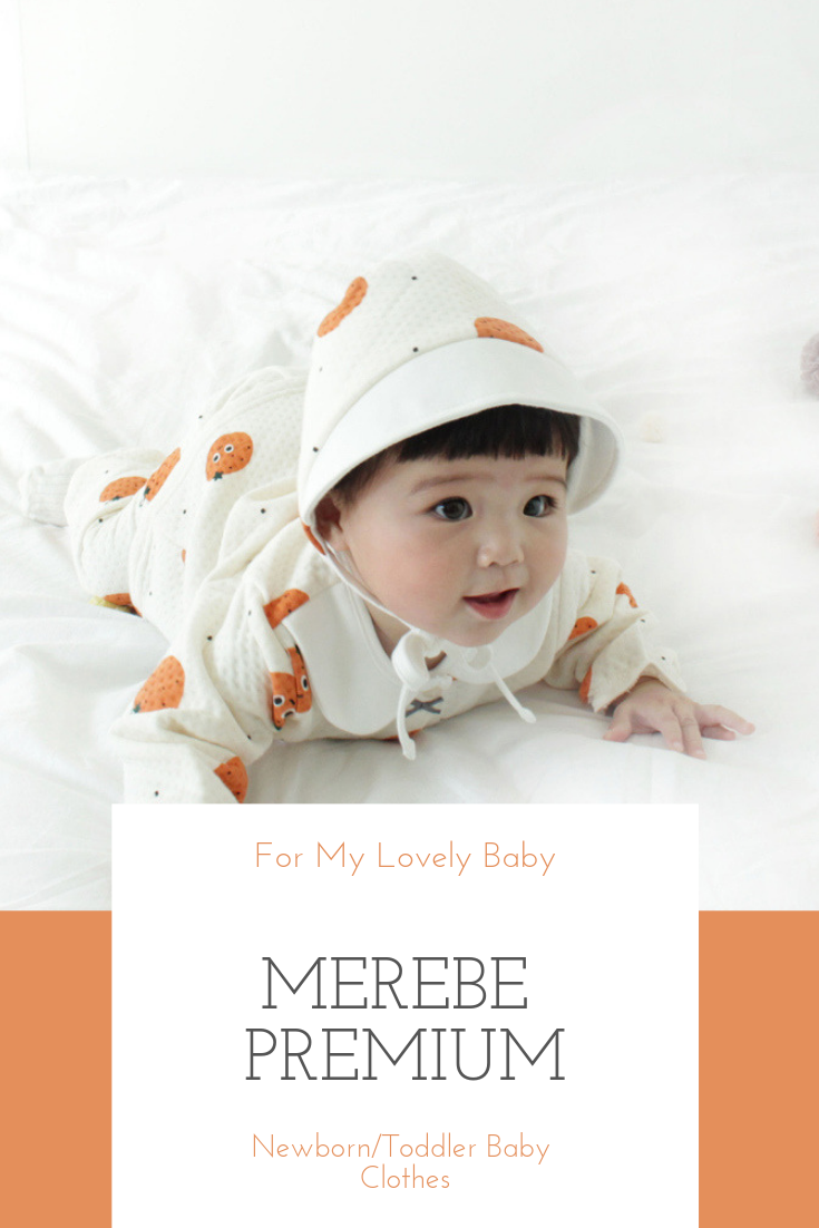 689bd3cd1 Korean baby clothes- Merebe Premium