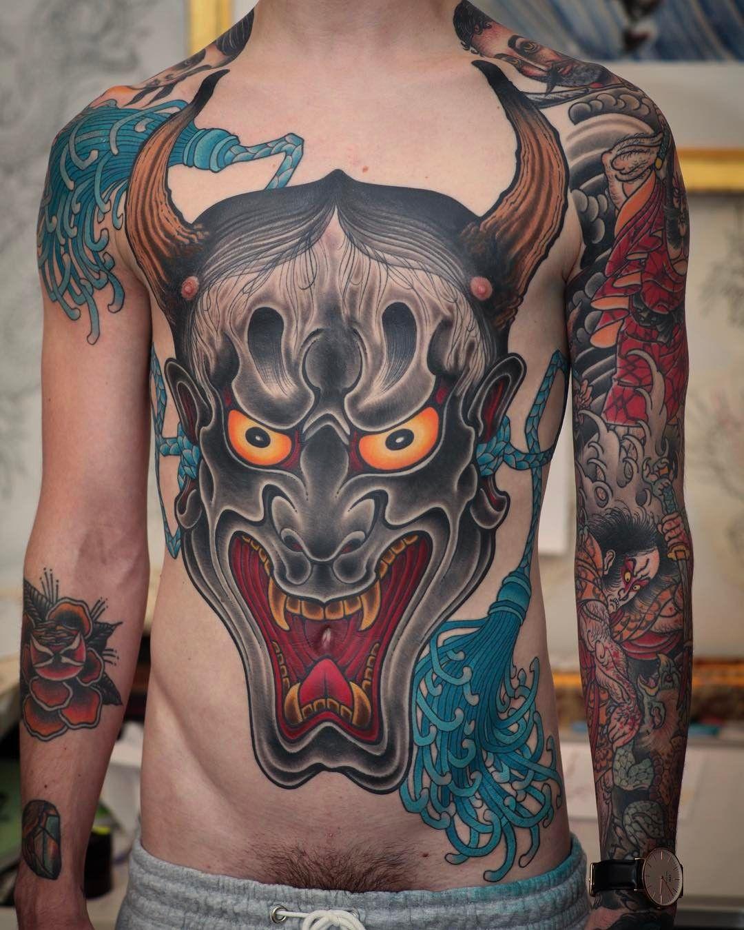 japanese tattoo קעקוע יפני Source https//www