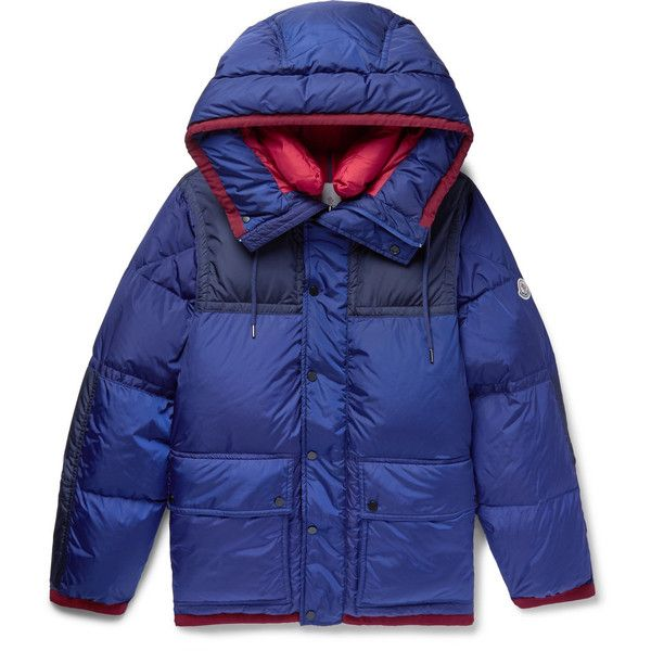 b31088ace15d Moncler Empire K2 Panelled Quilted Shell Down Jacket ( 1