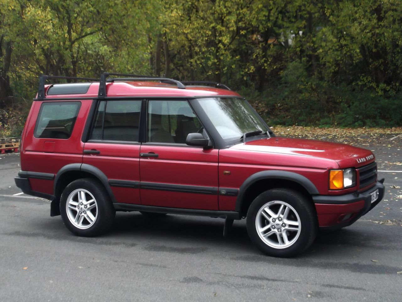 Land Rover Discovery 2.5 Td5 GS 5 seat 5dr