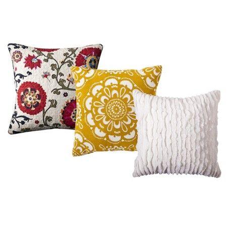Decorative Pillows Target