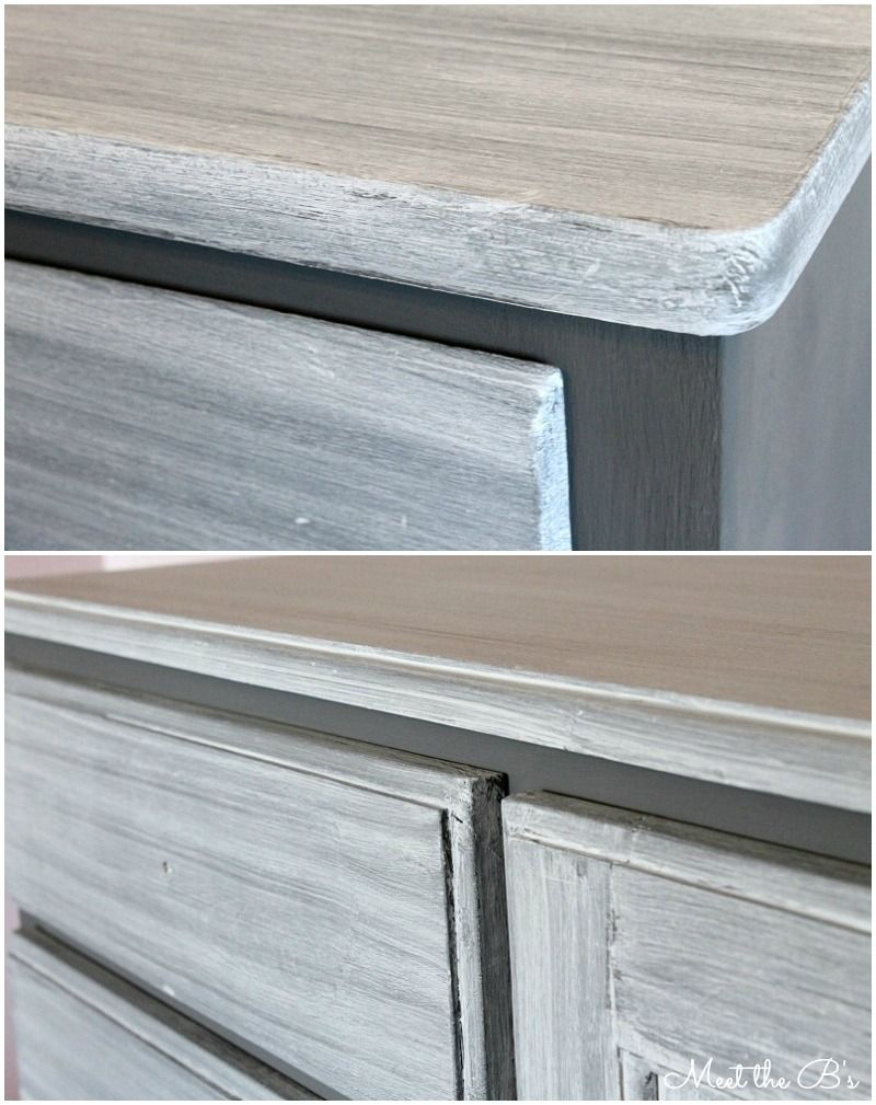 Grey Washed Chalk Paint Dresser Makeover Chalk Paint Bedroom Furniture Chalk Paint Dresser Painted Dresser