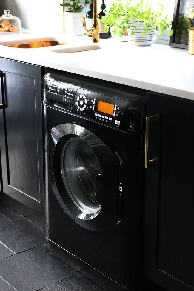 My new black appliances from AO.com | Black appliances, Black ...