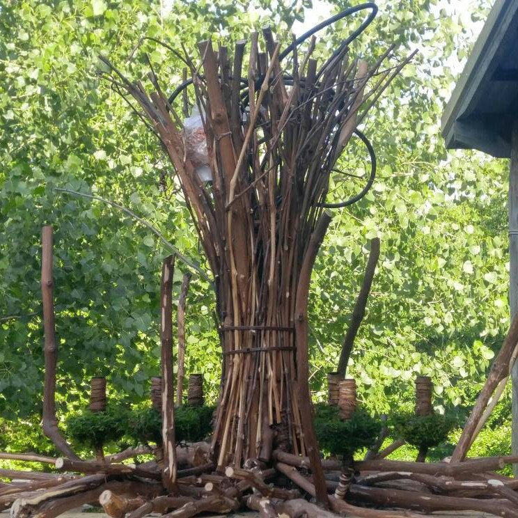 Shenandoah 5 1 Down Light Rustic Chandelier Twig: Rustic Outdoor Chandelier