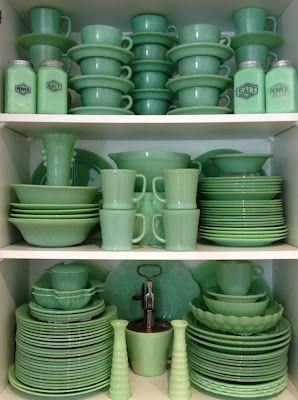 59ece7aa629 Jadeite collection