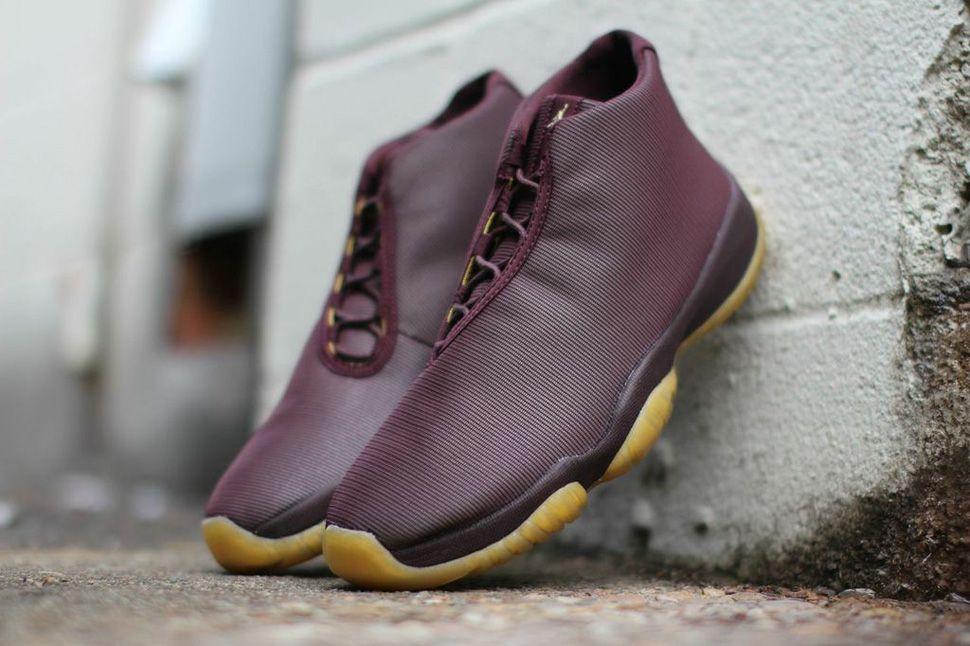 Air Jordan Future Burgundy   Gum.... love the colors together 7ceb14781