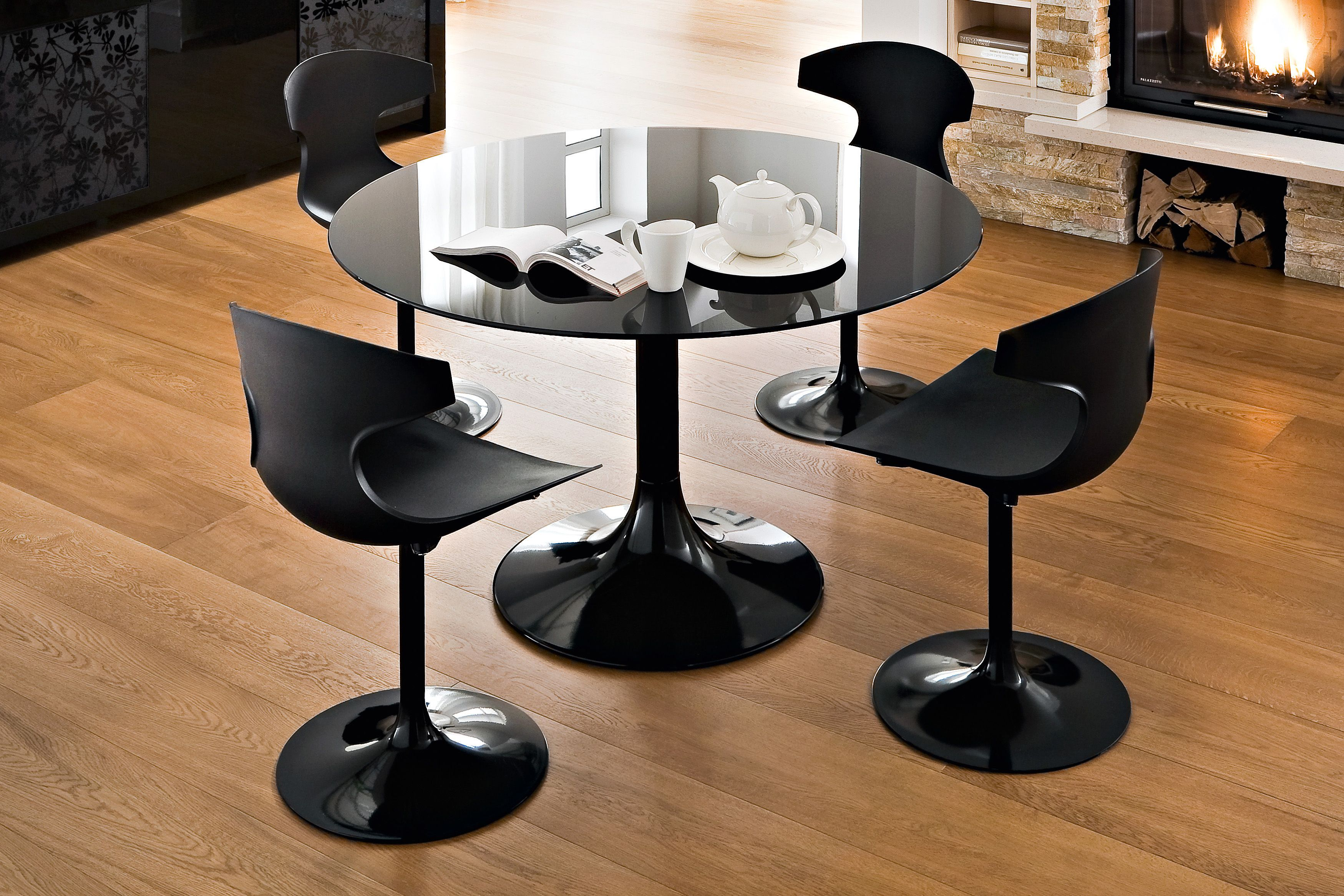 Corona Black Glass Dining Table Glass Dining Table Designs Black Glass Dining Table Glass Round Dining Table
