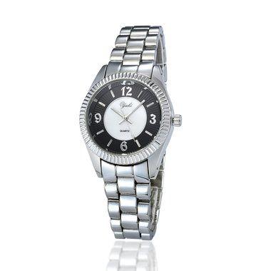 YAKI Herren Armbanduhr Analog Quarz Klassische Fashion Business Casual Uhr 8506-B