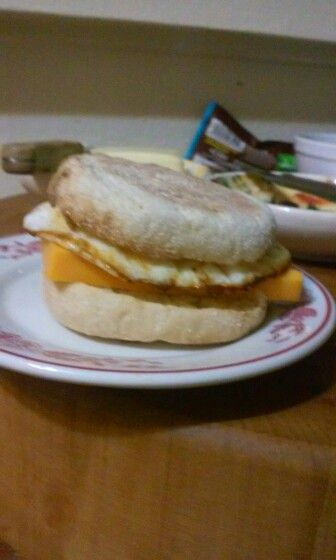 Perfect Egg McMuffin