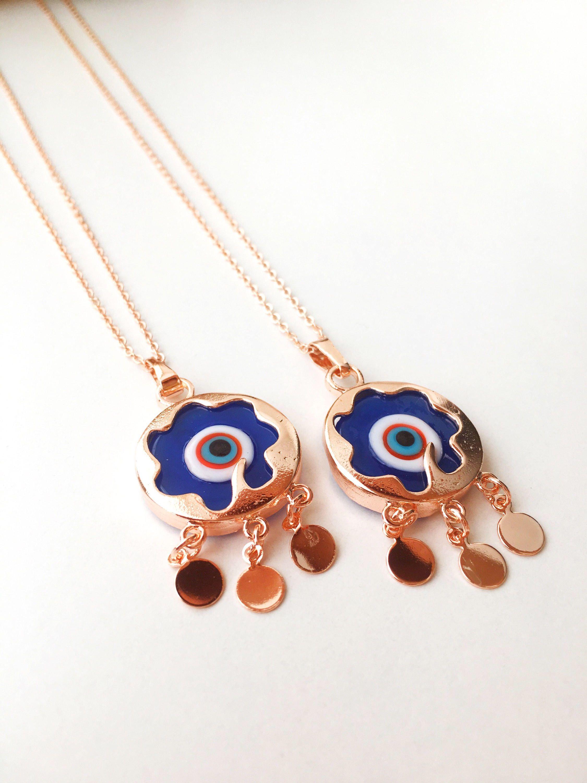 Blue Evil Eye Necklace Murano Necklace Evil Eye Charm Etsy In 2020 Evil Eye Necklace Eye Necklace Evil Eye Jewelry