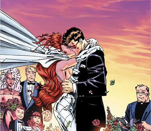 How does one find a way past superhero post burnout? For me it's...Romance. I know it is still about...