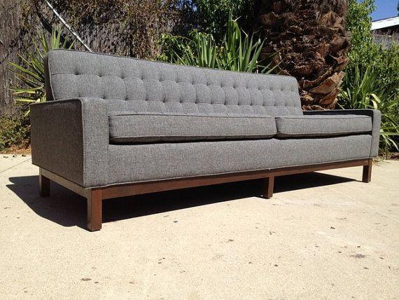 Vintage Knoll Sofa By DeerStopVintageHome On Etsy, $2150.00