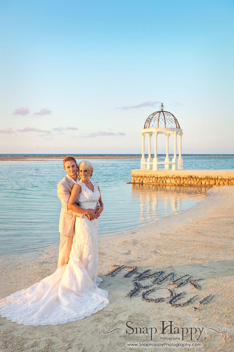 Lindsey & Logan's Wedding at Sandals Royal Caribbean