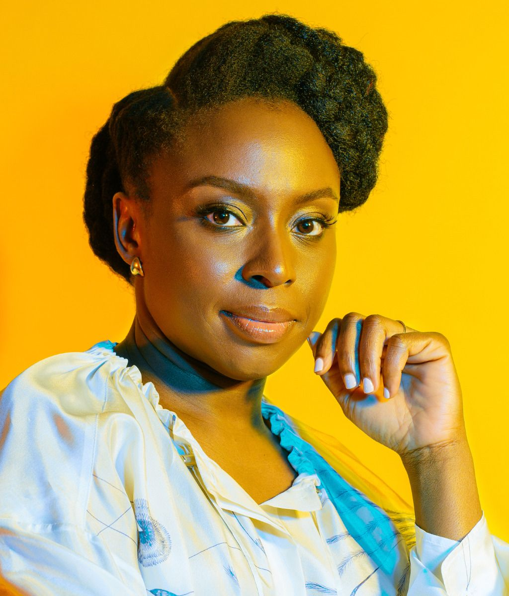 chimamanda ngozi adichie interview