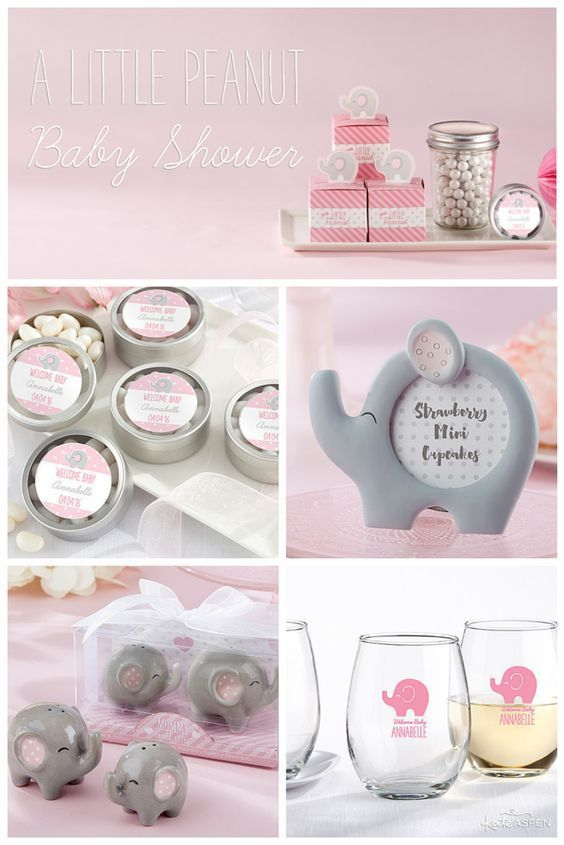 Make Your Little Peanut Baby Shower Stand Out With