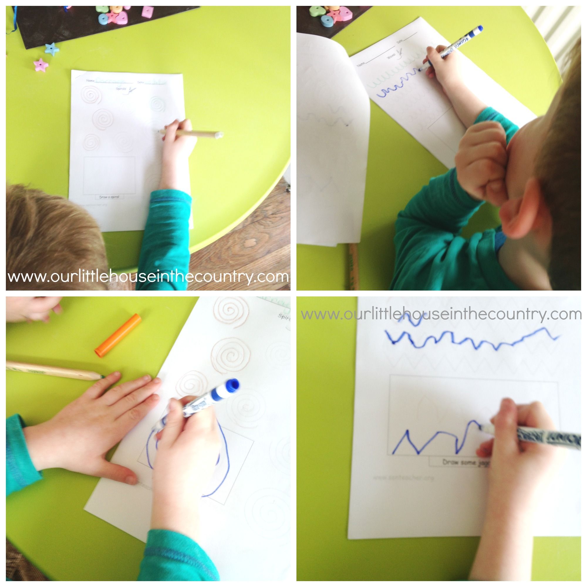 Fun Pre Writing Activities Early Literacy Amp Fine Motor