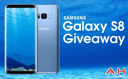 Win a Samsung Galaxy S8 {WW} (5/16/2017) via    sweepstakes