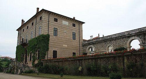 Villa Trissino Marzotto, Veneto, Italy   #TuscanyAgriturismoGiratola