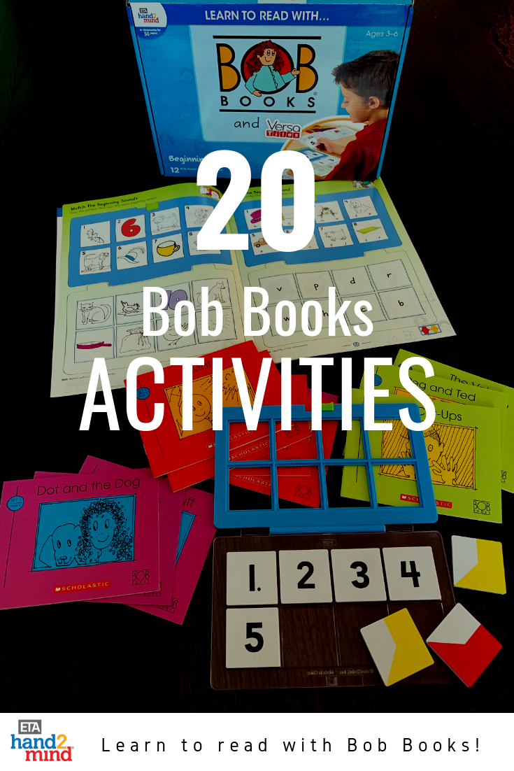 Teaching Your Preschooler To Read Has Never Been So Fun And Easy In This Beginning Readers Set Children Le In 2020 With Images Bob Books Writing Center Activities Learn To Read