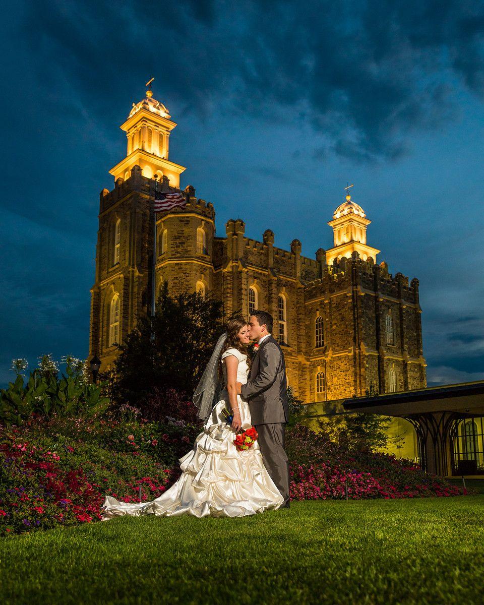 Glenn Pearson Utah Wedding