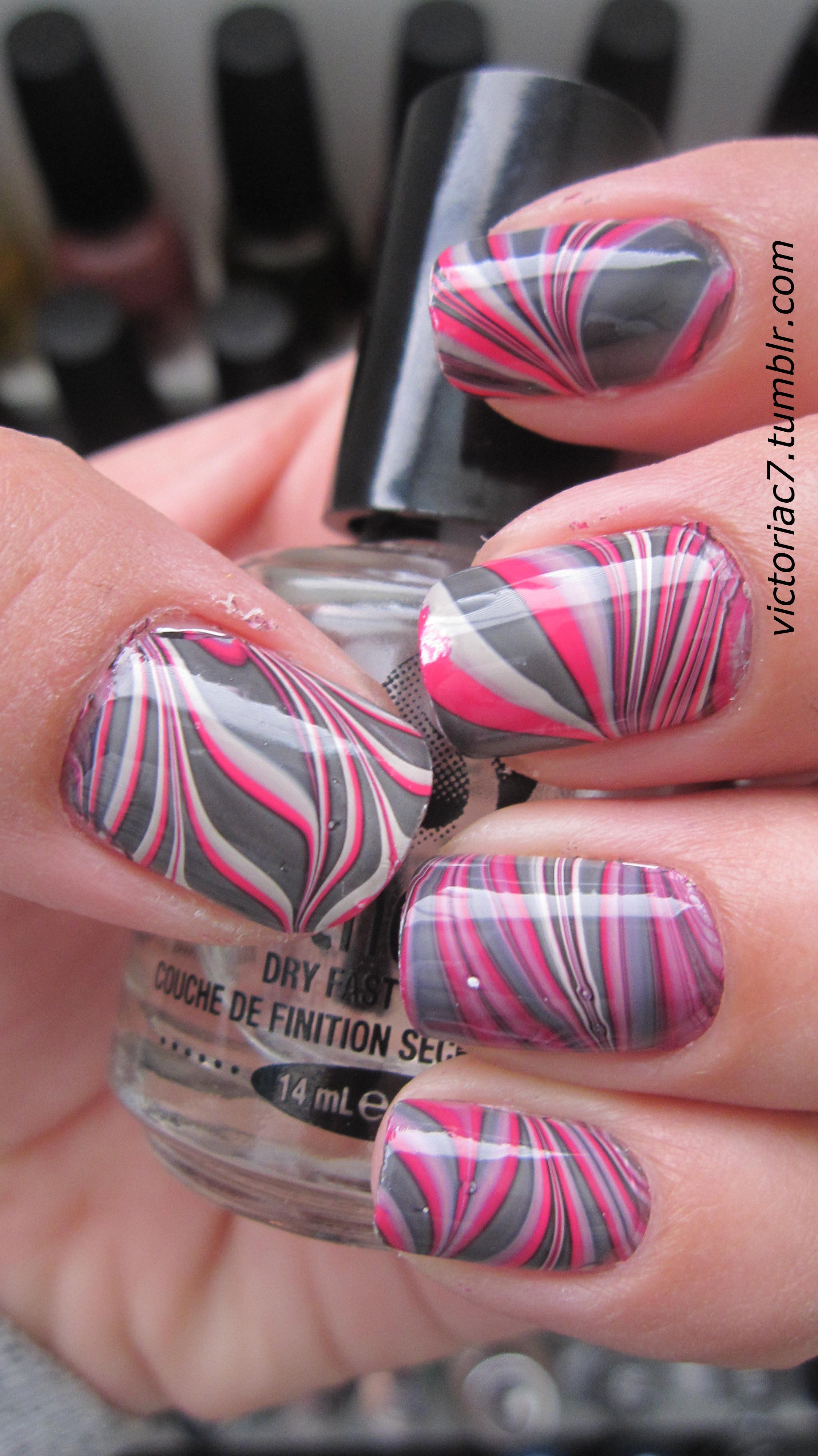 water marble (My water marble took me 3 hours and didn\'t turn out ...